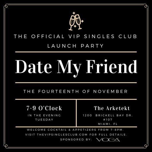 find a date for a friend